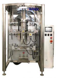 Confezionatrice verticale automatica per la formatura di sacchi di riempimento e sigillatura