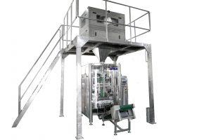 Confezionatrice automatica VFFS per detersivo in polvere