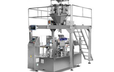 macchina confezionatrice sigillante per riempimento di granuli alimentari confezionata