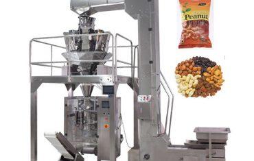 macchina imballatrice delle arachidi delle noci del fagiolo della borsa automatica