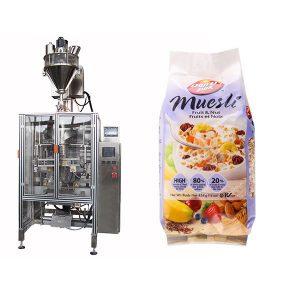Impacchettatrice automatica per alimenti in polvere