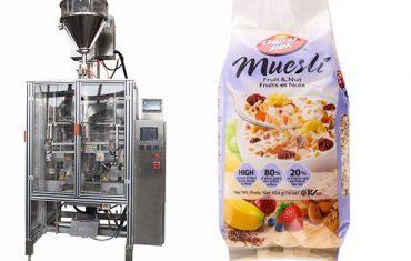 confezionatrice automatica per alimenti in polvere