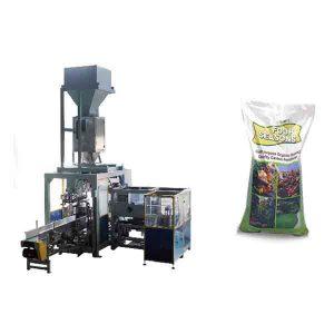 Macchina imballatrice del fertilizzante chimico delle grandi borse del grano automatico 50kg