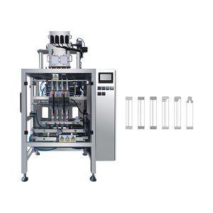 Macchina imballatrice automatica multi-bustina in bustina per caffè, latte