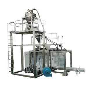 Macchina automatica per la pesatura delle polveri di big bag Macchina per l'imballaggio della polvere di latte