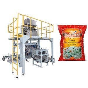 Impacchettatrice granulare pesante della borsa del riso per 10kg-50