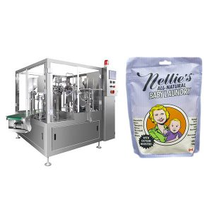 Chips Packing Food Packaging Machine