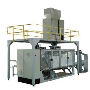 Confezionatrice ad alta automazione, linea di riempimento e saldatura big bag in polvere, facile da usare