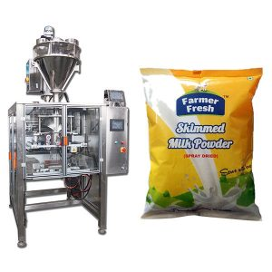 Macchina imballatrice per latte in polvere