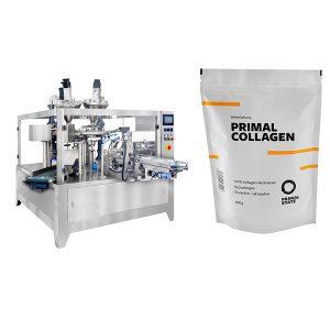 Imballatrice automatica di riempimento della busta della polvere