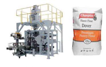 insaccatrice automatica per confezionatrice di farina da 20 kg