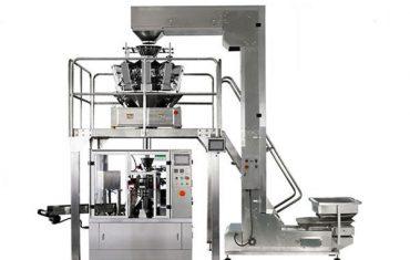 guarnizione di tenuta a riempimento rotativo con scale multiteste per granuli
