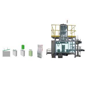 Sacchetto per l'imballaggio secondario In macchina per imballaggio in sacchetti di polipropilene