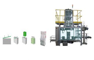 macchina imballatrice del sacchetto del sacchetto del sacchetto di imballaggio secondario