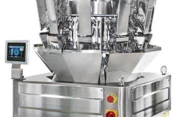 ZL10-1.6L multihead weigher packing machine