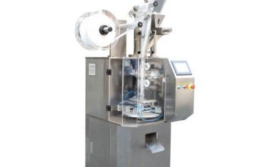 ZL-20 triangle shape teabag packaging machine