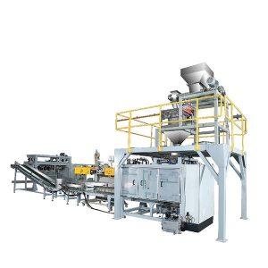 Macchina imballatrice automatica della borsa tessuta ZTCP-50P per polvere