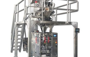 ZL320 VFFS Packaging machine & 10head scale dosing system