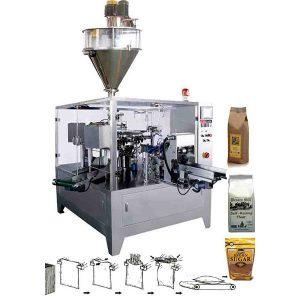 macchine per l'imballaggio in polvere completamente automatico