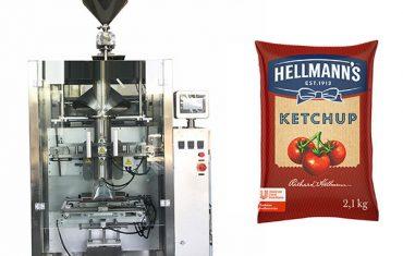 Confezionatrice di salse ketchup da 500g-2kg