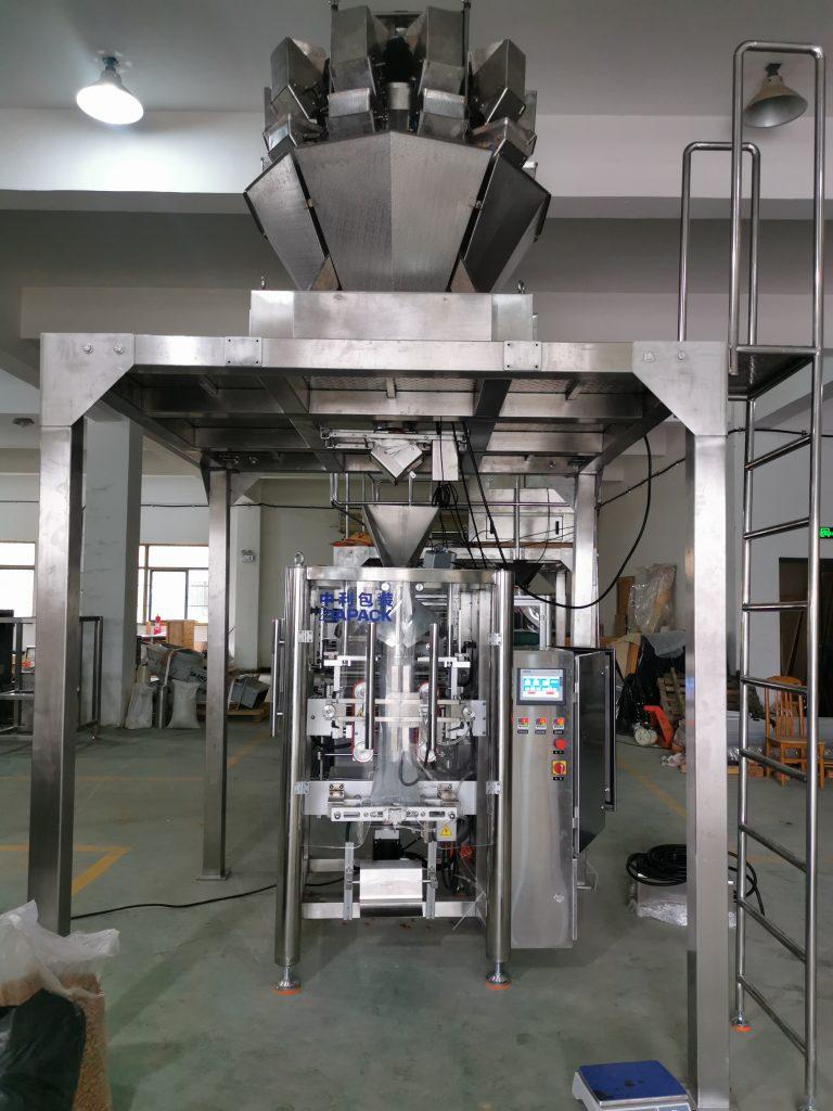 Confezionatrice automatica per caffè in grani (sacchetto quadruplo con valvola di degasaggio)